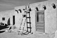 Taos Pueblo 2962-Lynne Kelman this one (lynnekelman) Tags: taos new mexico usa pueblo blue sky drawers