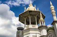 Station building (haqiqimeraat) Tags: kualalumpur kl malaysia 2485 nikon architecture arches dome minaret