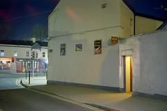 (Patrick J. McCormack) Tags: fuji gw690 cinestill ireland kilkenny film night glow pub