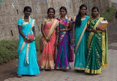 College students (JohnMawer) Tags: hill station tamil nadu udhagamandalam ooty india hillstation tamilnadu in women student