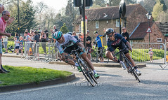 DSC_3505 (Adrian Royle) Tags: lincolnshire louth wolds lincolnshirewolds tourofthewolds sport cycling bikes bicycles cyclists action competition road nikon town street