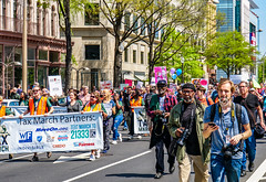 2017.04.15 #TaxMarch Washington, DC USA 02380 (tedeytan) Tags: pennsylvaniaavenue resistance taxmarch taxmarchdc taxmarcdc trumpchicken trumpinternationalhotel donaldtrump protest uscapitol washington dc unitedstates geo:city=washington exif:focallength=486mm camera:make=sony exif:aperture=ƒ90 exif:make=sony exif:model=ilce6300 geo:state=dc geo:country=unitedstates camera:model=ilce6300 exif:isospeed=100 exif:lens=e18200mmf3563