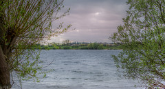 Alton Water (iankent1963) Tags: alton water suffolk stutton uk england explore nature nikond5100 35mm east trees clouds flickr noperson spring landscape framed waterfront