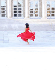 Twirl (Becky Fisco) Tags: portrait pageant formal twirl motion
