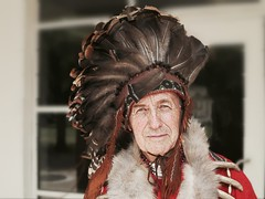 Pow Wow (therealjoeo) Tags: indian nativeamerican tribe cherokee georgetown texas southwestern university portrait