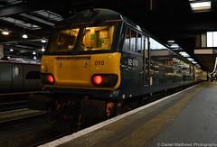 92010 at Euston (Daniel Matthews Photography) Tags: caledonian sleeper class 92 london euston 390 92010