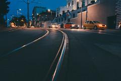 Street is shining (Master Iksi) Tags: street night lights walk beograd belgrade srbija serbia canon urban traffic