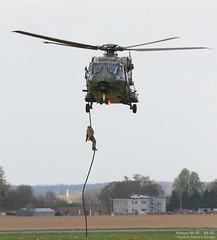 NH90 / Belgium (Combat-Camera-Europe) Tags: nhi nh90 hubschrauber heli helikopter helicopter belgien belgium belgian army armee exercise exercises airfiled beauchevain nato otan helicoptre 1wing belgiumarmy airbushelicopter avitation