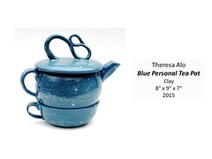 "Blue Personal Tea Pot • <a style=""font-size:0.8em;"" href=""https://www.flickr.com/photos/124378531@N04/33995275395/"" target=""_blank"">View on Flickr</a>"