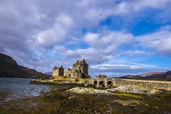 Eilean Donan Castle (Desire Wu) Tags: eilean donan castle scotland highland landscape uk europe