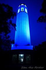 Coit Tower - 041517 - 06 (Stan-the-Rocker) Tags: stantherocker sony ilce sanfrancisco coittower telegraphhill northbeach sel16f28