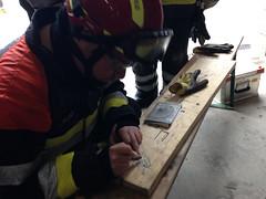 IMG_4143 (Feuerwehr Weblog) Tags: tiefbauunfälle ausbildung feuerwehr technicalrescue technischerettung heavyrescuegermany trenchrescue technische hilfeleistung thl