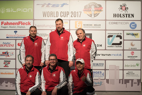 Team Switzerland Seniors