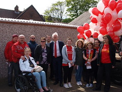 Service Hillsborough Memorial Service which was lead by local MP Nic Dakin on 15th April 2017. (Scunthorpe Life) Tags: scunthorpe liverpool football lfc hillsborough disaster tragedy jft96 nic dakin mp