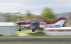 Viking (GingaPics) Tags: bellanca superviking nzar ardmore flying
