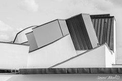 Architectural Geometry?! (meepeachii) Tags: bw architecture buildings geometry architektur sw vitra gebäude geometrie