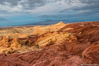 Valley of Fire State Park in Navada.