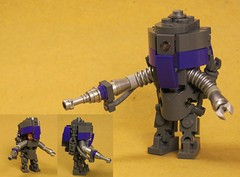 Hard Suit (Grantmasters) Tags: lego hard suit minifig mech nemodian