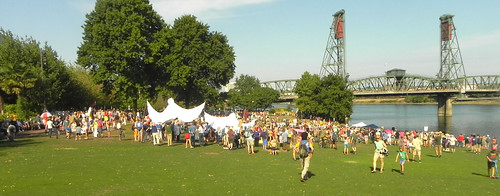 People's Climate March in Portland
