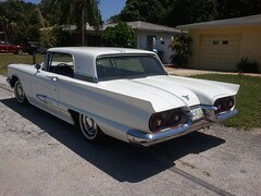 1959 Ford Thunderbird (amateur photography by michel) Tags: cars ford voiture carros thunderbird coches 1959 automvil worldcars squarebirds
