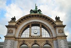 Old Station Gate