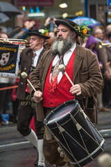 20 Sep 2014. Mnchen, Germany. Drums (The UberSteve) Tags: beer germany munich mnchen festivals parades oktoberfest muenchen canon5dmkiii