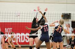 Girls' Volleyball: Mayfield vs. La Salle (altadena_eric) Tags: ca usa us pasadena