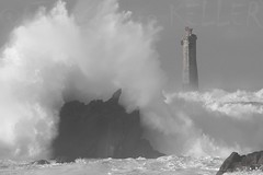 The Lighthouse of Nividic is one of three major lightouses on Ouessant in Brittany (johnushant@rocketmail.com) Tags: lighthouse storm faro brittany petra ruth phare dirk ulla leuchtturm stiff fishman armen pern tempte finistre le sturm ouessant fishmen eusa enez lampaul eussa razdesein ushant crach nividic qumaira cadoran
