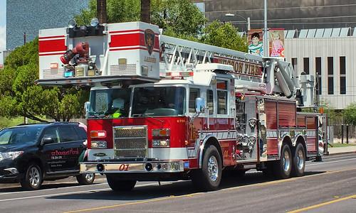 Flickriver random photos from tucson fire department tfd arizona tucson fd ladder 1 freerunsca Choice Image