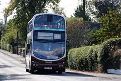 889 (Callum Colville's Lothian Buses) Tags: bus buses volvo edinburgh gemini lothian lothianbuses edinburghbus b7tl