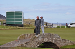 Rory McIlroy (rattling) Tags: road old green st andrews hole 18th rory course links 17th dunhill 2014 homeofgolf mcilroy swilkenburn