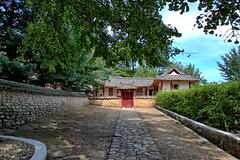 Byong Pavilion rural North Korea (Ray Cunningham) Tags: north korea pavilion hdr dprk coreadelnorte byong