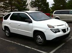 Pontiac Aztek (autobaptistgallery) Tags: car automobile gm general automotive motors american pontiac suv aztek