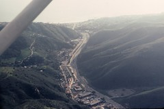 Laguna Canyon, March 1978 (Orange County Archives) Tags: california history historical southerncalifornia orangecounty lagunabeach lagunacanyonroad orangecountyarchives orangecountyhistory