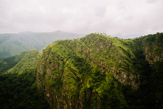 somewhere, togo (johannes carolus) Tags: africa green waterfall outdoor hiking ghana togo
