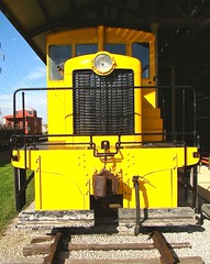 On the Property of The Monticello Railway Museum. (Chicago Rail Head) Tags: mow locomotives rollingstock ondisplay backintime monticellorailwaymuseum passengercars trainrides railwayequipment railoading oldwoodenboxescars