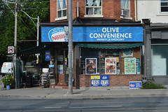 DSC_0715 v2 (collations) Tags: toronto ontario architecture documentary vernacular streetscapes builtenvironment cornerstores conveniencestores urbanfabric varietystores