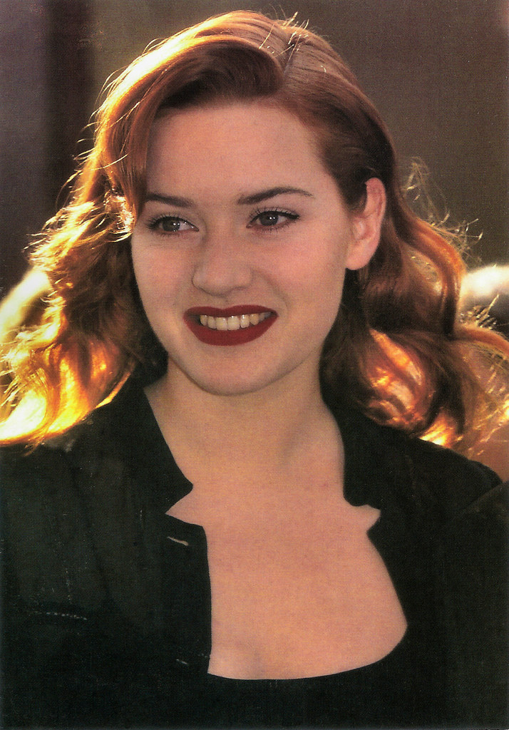 Are Kate winslet titanic boob hot!