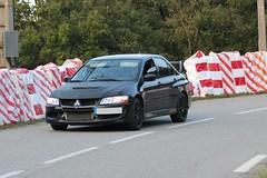 Mitsubishi Lancer Evolution (alex73s https://www.facebook.com/CaptureOfAlex?pnr) Tags: auto black car automobile noir evolution voiture coche macchina lancer mitsubishi rallye japonaise montagnole