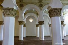 Toledo (Graa Vargas) Tags: spain espanha synagogue toledo sinagoga santamarialablanca graavargas 2014graavargasallrightsreserved 19904130115