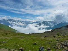 Lovely Alps (Nelleke C) Tags: holiday alps landscape vakantie swiss davos alpen landschap klosters 2014 zwitserland alpinemeadow alpenweide strelapass gotschnagratt