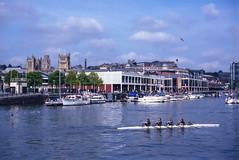 Bristol (mawinter photo) Tags: uk england docks bristol nikon gpx nikonf90x