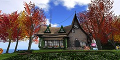 Follow Your Soul (Victoria Lenoirre - Thanks for all the support!) Tags: autumn art fall nature cozy cottage