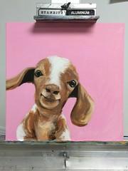Mum's Goat