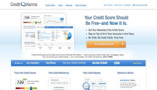 CreditKarmaHome
