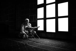 The light reader