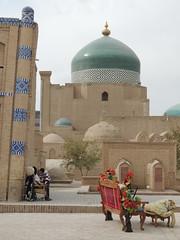 DSCN5191 (bentchristensen14) Tags: uzbekistan khiva ichonqala