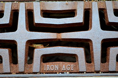 Iron Age (explored) (pjpink) Tags: summer alexandria virginia rust rusty september rusted ironage northernvirginia 2014 pjpink