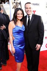 Monica Gil and Jorge A. Plasencia