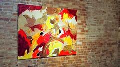 Opera in mostra (luky7312) Tags: abstract art photo artwork arte fotografia acrylics vicenza artista esposizione enamel allestimento mediumdensity complessomonumentaledissilvestro